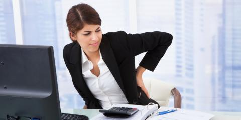 3 Tips to Avoid Workplace Back Pain , Union, Ohio