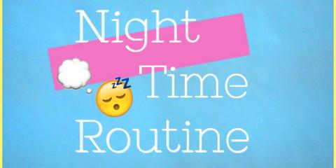 Simple steps for your nightime routine!, Manhattan, New York