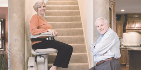 What Is a Stair Lift & Does Insurance Cover It?, Lincoln, Nebraska