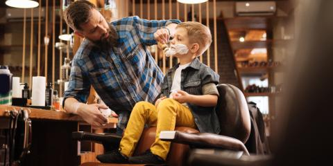 3 Reasons to Visit the Barber Shop for Your Son's First Shave, Vineland, New Jersey