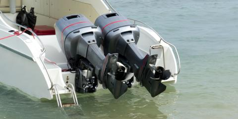 3 Benefits of Outboard Boat Motors, Portland, Connecticut