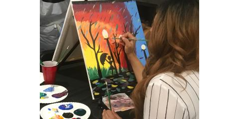 Benefits of Hosting a Wine And Paint Party For Your Apartment Community, Maryland Heights, Missouri