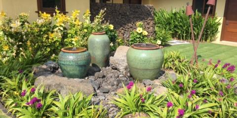 3 Popular Water Features to Beautify Your Landscape, Hanalei, Hawaii