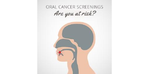 What is an oral cancer screening?, Lewisburg, Pennsylvania