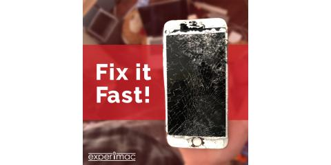 iPhone 7 Screen Repair $75 at Experimax King of Prussia, King of Prussia, Pennsylvania