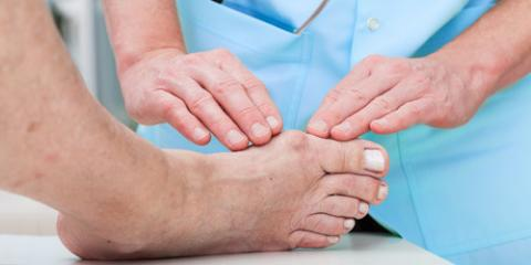 Top 3 Reasons for Foot Pain According to a Podiatrist, Perinton, New York
