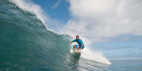 Surf Shop Tips: How to Catch Your First Wave, Honolulu, Hawaii