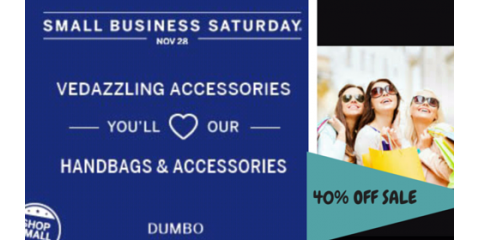 Shop with LOVE on Small Business Saturday !, Brooklyn, New York