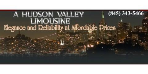 A Hudson Valley Limousine, Limousine Service, Services, Pine Bush, New York