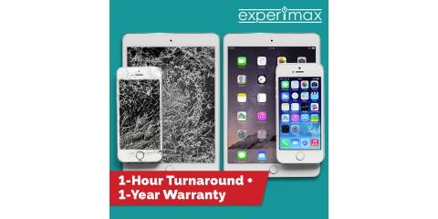 iPhone Repair at it's Finest - No Waiting, No Appointments, Fast Repairs, 1 year Warranty, Northwest Harris, Texas