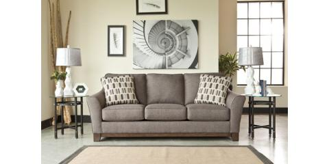 SOFA AND CHAIR-JANLEY BY ASHLEY-$784, St. Louis, Missouri