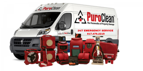 PuroClean of Northwest Fort Worth, Disaster Recovery, Services, Fort Worth, Texas