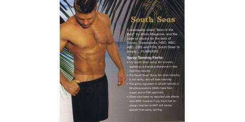 3 Customized South Seas Spray Tan (only $75), Rochester, New York
