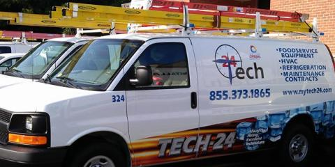 Tech-24, Restaurant Equipment Repair, Restaurants and Food, Feasterville-Trevose, Pennsylvania