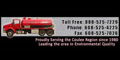 Get Proper Septic Tank Care From Feyen's Arcade Pumping Service, Ettrick, Wisconsin