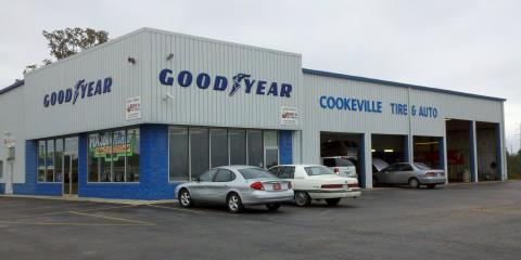 Cookeville Tire & Auto, Tires, Services, Cookeville, Tennessee