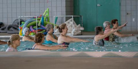 What Are the Benefits of Water Aerobics?, Jacksonville, Arkansas