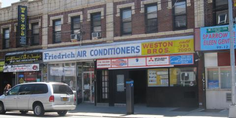 Weston Bros., Inc., Heating & Air, Services, Forest Hills, New York