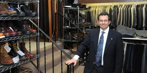 John's Quality Clothiers & Tailors Ltd, Mens Clothing, Shopping, Walden, New York