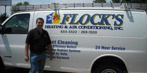 Flock's Heating & Air Conditioning , HVAC Services, Services, Cashton, Wisconsin