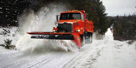 How to Prepare Your Heavy-Duty Truck for Winter , Mount Olive, New Jersey