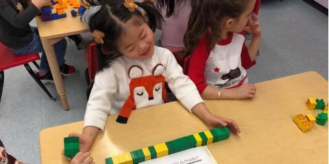3 Ways Preschool Children Benefit From Play, Palisades Park, New Jersey