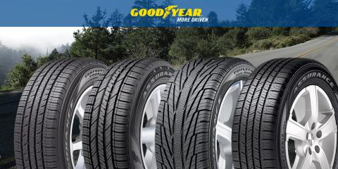 Auto Service Experts Discuss When To Invest In New Tires For Winter, Greensboro, North Carolina