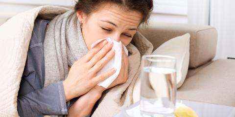 Cold & Flu Season Tips for your Mouth, St. Charles, Missouri