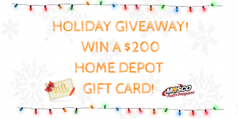 Win a $200 Gift Card From Musco Fuel & Propane!, Wolcott, Connecticut