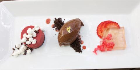 Enjoy the Valentine's Day Prix-Fixe Dinner at The Proud Peacock Restaurant in Waimea Valley, Koolauloa, Hawaii