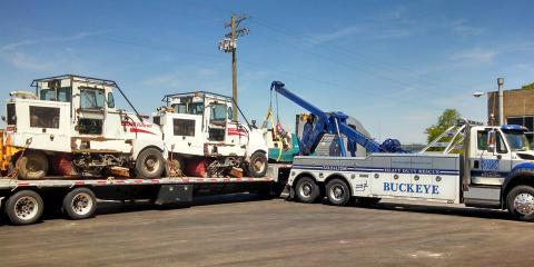 3 Reasons to Use Heavy-Duty Towing for Large Equipment, Delhi, Ohio
