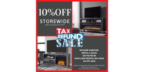Tax Refund Sale!!, ,