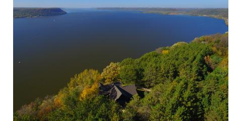 LAWRENCE REALTY INC. presenting property for sale with stunning Lake Pepin views, listed by Emma Fuller, Red Wing, Minnesota