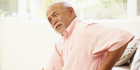 4 Common Causes of Back Pain , Waverly, Michigan