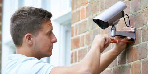 The Top 4 Areas to Install Home Security Cameras, Cincinnati, Ohio