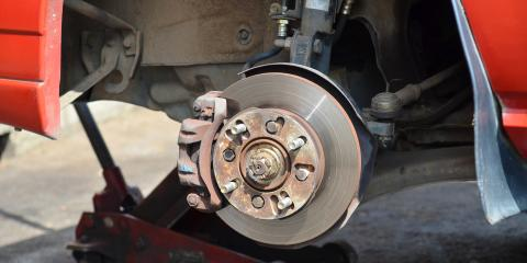 4 Types of Brake Rotors, Hilo, Hawaii