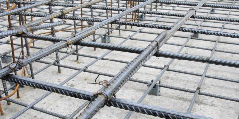 4 Types of Rebar That Boost Concrete's Tensile Strength , Cincinnati, Ohio