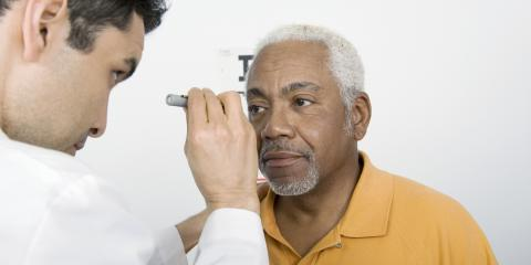 Vision Care Specialist Explains Retinal Detachment , Dallas, Texas