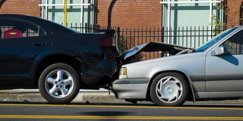 4 Common Causes of Car Dents, San Marcos, Texas