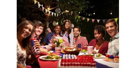 Fourth of July Food Choices, North Bethesda, Maryland
