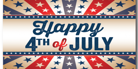 Happy 4th of July from Leap N' Laugh, Greece, New York