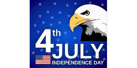 Have a happy and safe 4th of July holiday!, New Vienna, Iowa