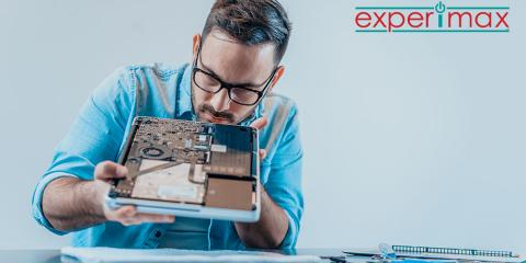 Experimax is open to repair your Apple iMac, Macbook, iPhone or iPad, King of Prussia, Pennsylvania