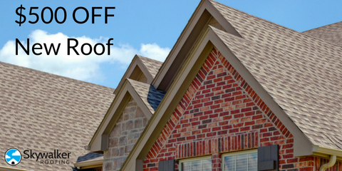 January Special -- $500 Off a New Roof, Stokesdale, North Carolina