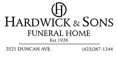 Hardwick & Sons Funeral Home, Funeral Planning Services, Family and Kids, Chattanooga, Tennessee