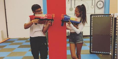 Why a Nerf® Battle Is the Ultimate Valentine's Day Date, Ewa, Hawaii