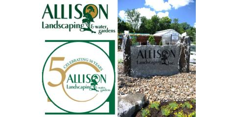 Allison Landscaping Celebrates 50 years with Free Gift Cards!!!, Delhi, Ohio