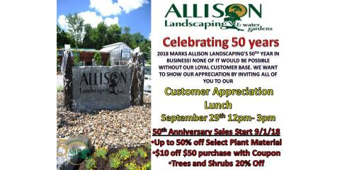 50th Anniversary Celebration, Delhi, Ohio
