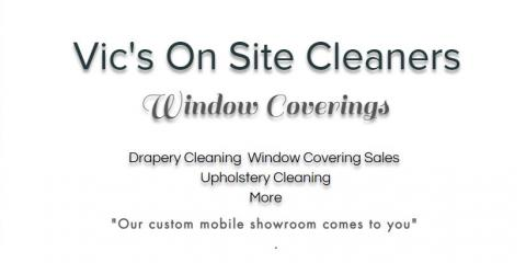 Vic's On Site Cleaning Services, Window Treatments & Shades, Family and Kids, Kihei, Hawaii
