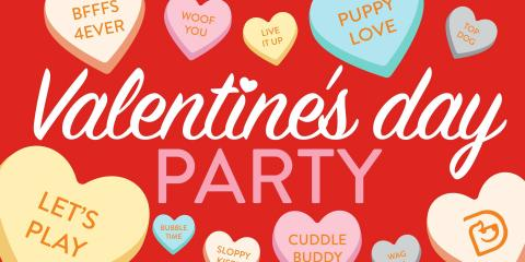Valentine's Day Party, Highland Village, Texas